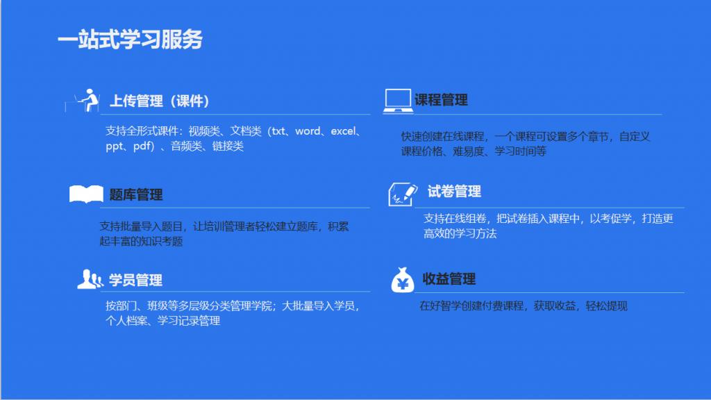 网络学习系统功能介绍以及一些常见问题