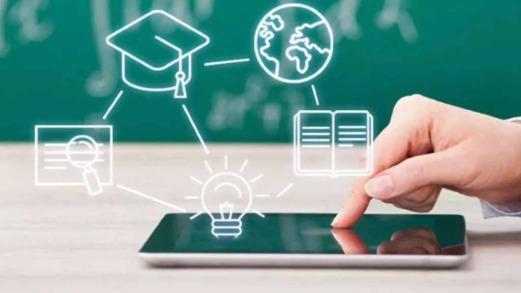 浅析在线教育培训对该行业的现实意义