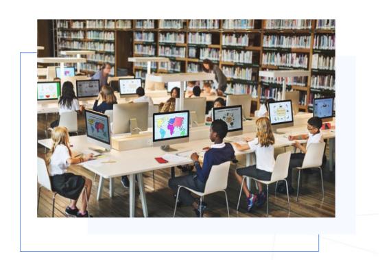 如何看待在线学习系统在学习中扮演着越来越重要的角色?